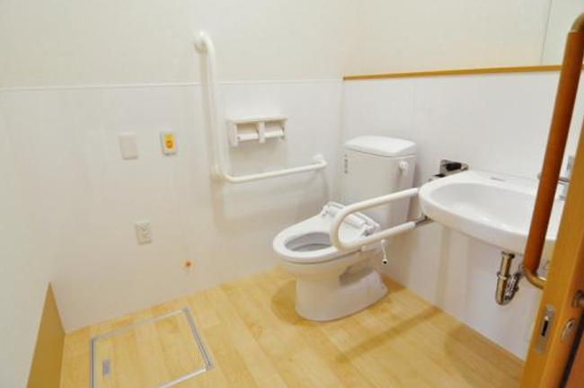 アルグラン市ノ川-居室内トイレ