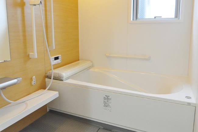 アルグラン市ノ川-共同浴室