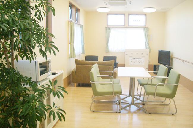 アルグラン市ノ川-談話スペース